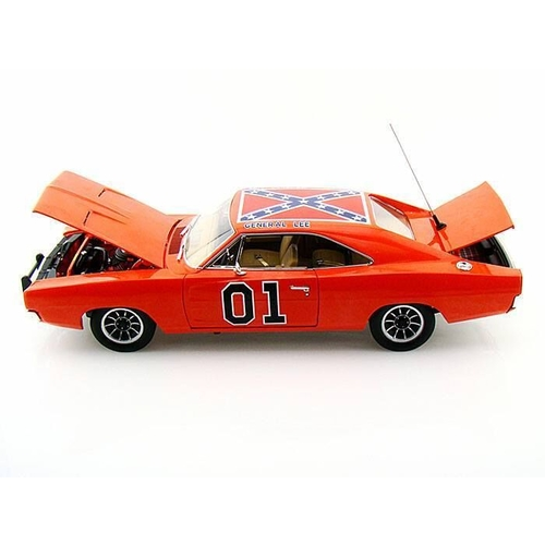 The Dukes Of Hazzard General Lee Collection Car Scale 1:18